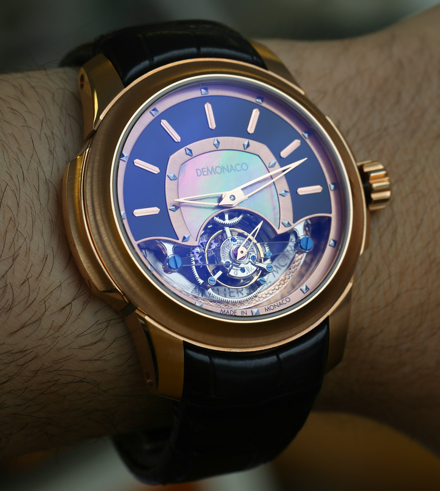 on pure hands strom skeleton watches armin ap swiss blog